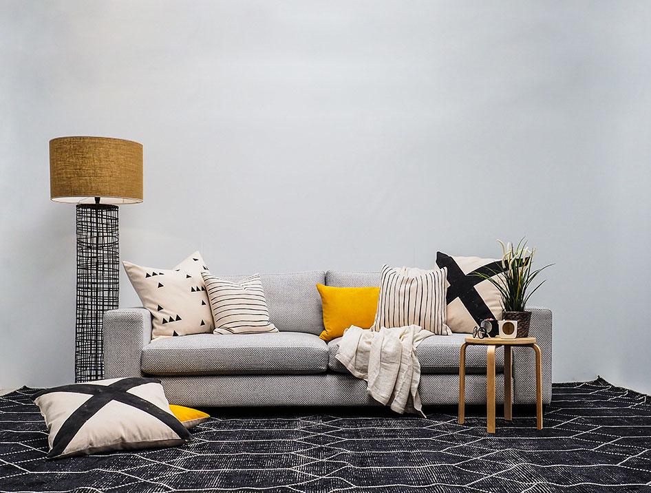 "Custom Furniture Design ""The Sorrento"" lounge setting Unique Style"