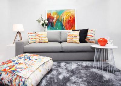"Custom furniture design ""The Sorrento"" Mornington style 5"