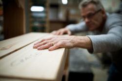 Wooden furniture restoration 2
