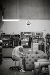 Lounge setting restoration