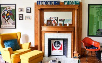 The 1960s Interior Design Comeback